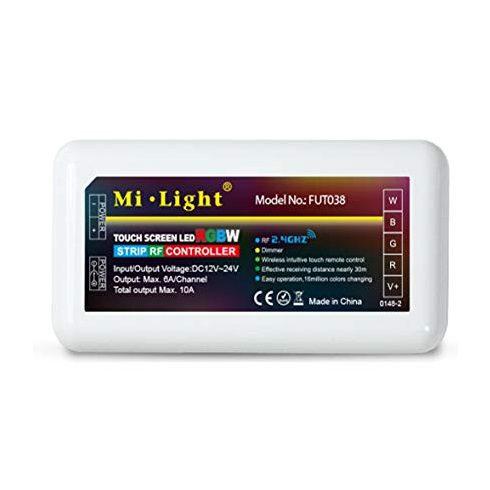 RGBW kontrolér Mi-Light (samostatný kontrolér)