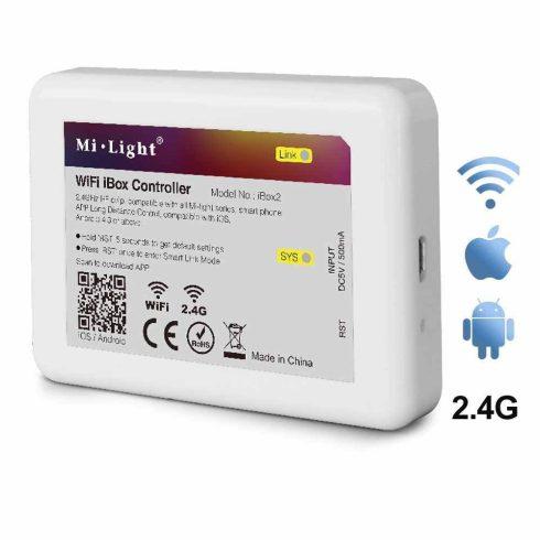 WiFi kontrolér iBox2 pre riadenie cez mobilnú aplikáciu